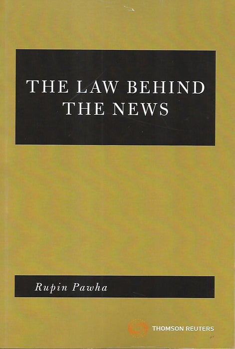 The Law Behind News