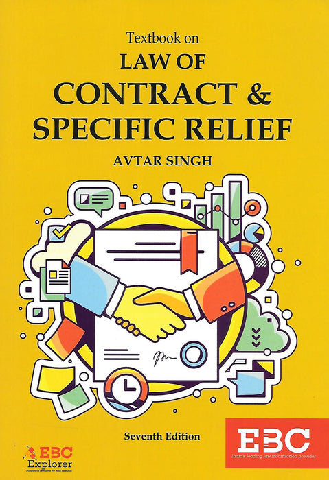 Textbook on Law of Contract and Specfic Relief