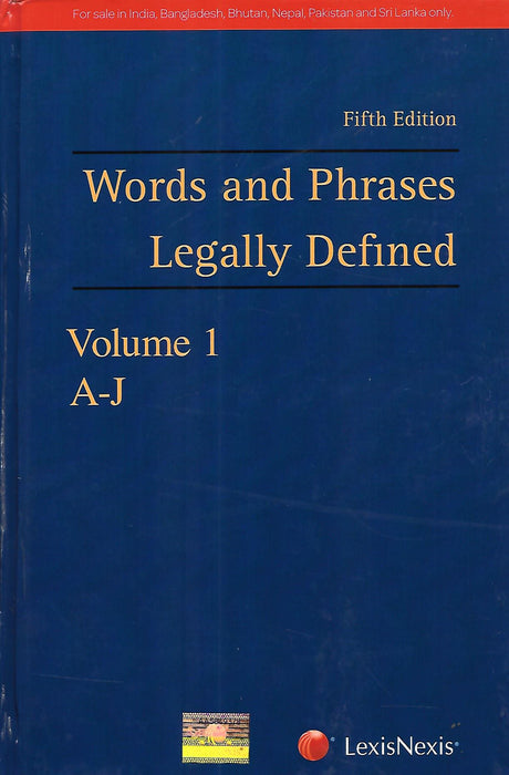 Words and Phrases Legally Defined in 2 vols