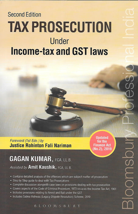 Tax Prosecution Under Income Tax and GST Laws