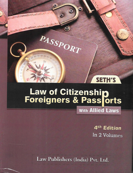 Law of Citizenship in 2 Volumes