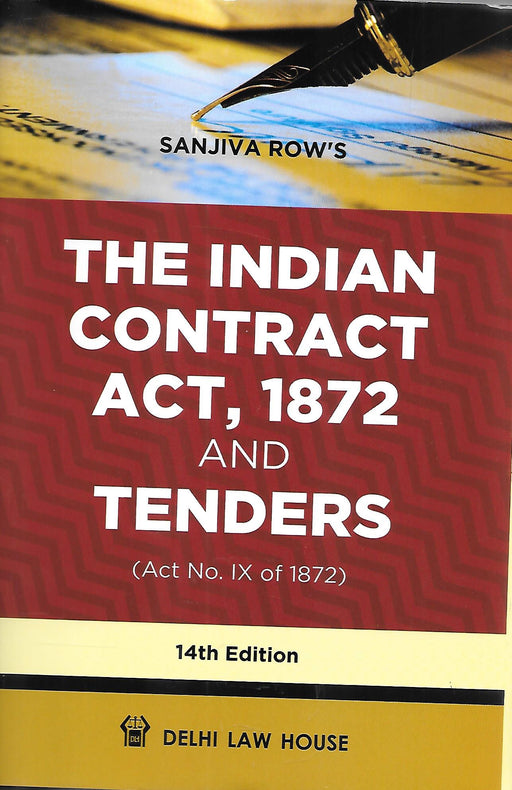 The Indian Contract Act 1972 & Tenders