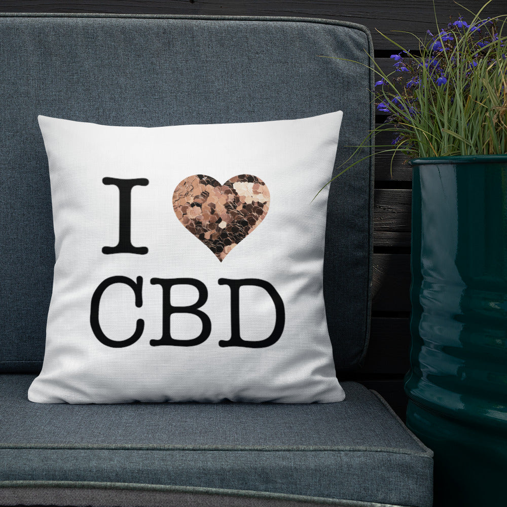 I love CBD pillows