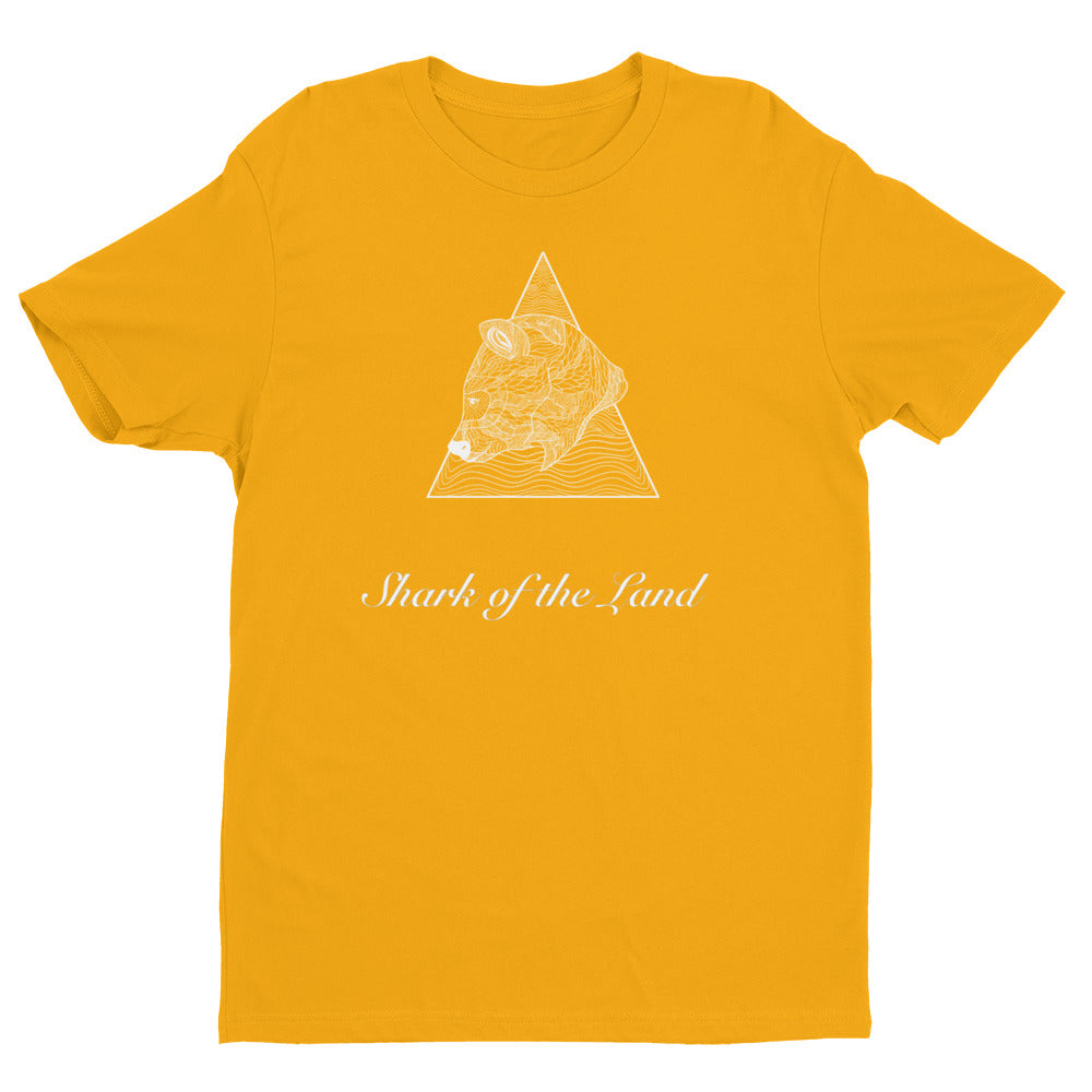 Shark of the Land T-Shirt Design