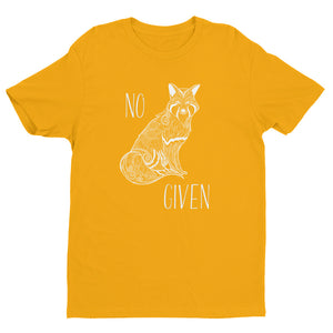 NO FOX GIVEN T-Shirt Design