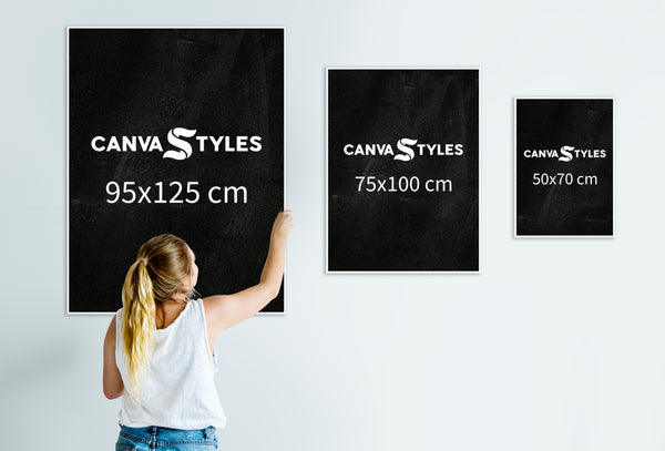 Lambo - CANVASTYLES -  Tablouri Canvas Motivaționale