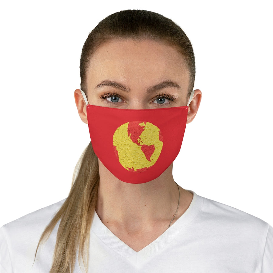 INFERNO Fabric Face Mask