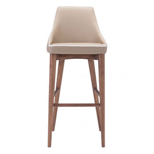 Moor Bar Chair Beige - Dream art Gallery
