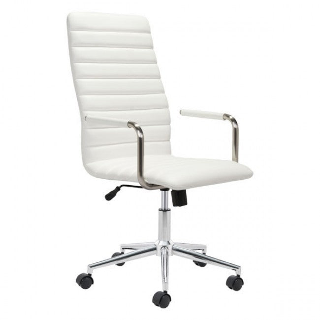 Pivot Office Chair White - Dream art Gallery