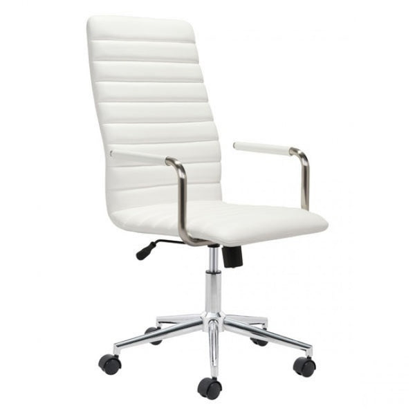 Pivot Office Chair White - Dreamart Gallery