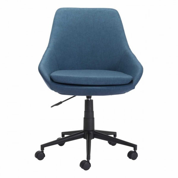 Powell Office Chair Blue - Dreamart Gallery