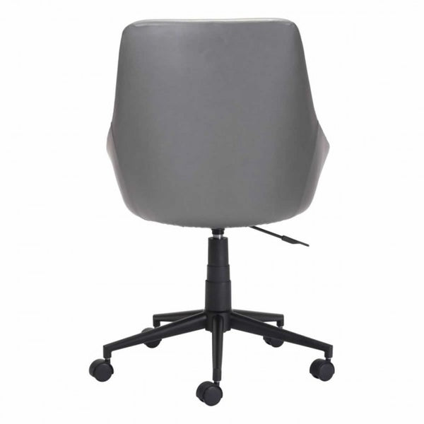 Powell Office Chair Gray - Dreamart Gallery