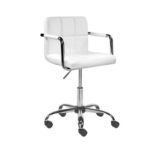 Selena Arm Office Chair - Dreamart Gallery