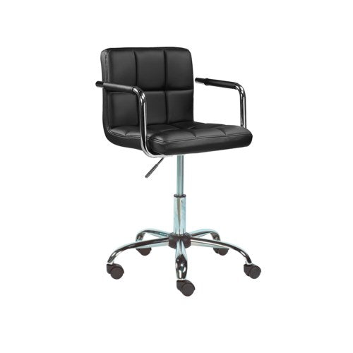 Selena Arm Office Chair - Dream art Gallery