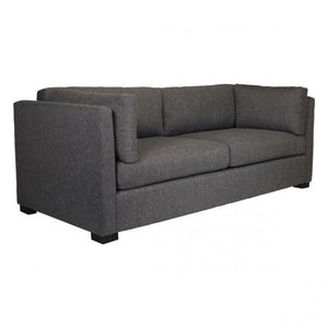 Hayden Sofa Slate Gray - Dream art Gallery