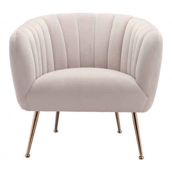 Deco Accent Chair - Dream art Gallery