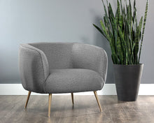 Load image into Gallery viewer, Amara Chair - Misty Grey - Dream art Gallery