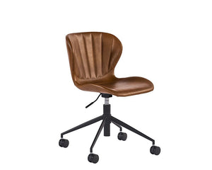 Arabella Office Chair - Bravo Cognac