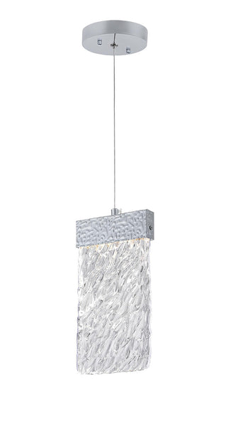 LED PENDANT WITH PEWTER FINISH - Dream art Gallery