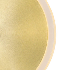 LED MINI PENDANT WITH BRASS FINISH - Dream art Gallery