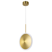 Load image into Gallery viewer, LED MINI PENDANT WITH BRASS FINISH - Dream art Gallery