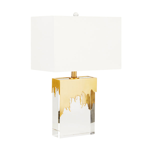 Gold Table Lamp - Dream art Gallery