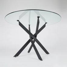 Load image into Gallery viewer, CAROL DINING TABLE BLACK - Dream art Gallery