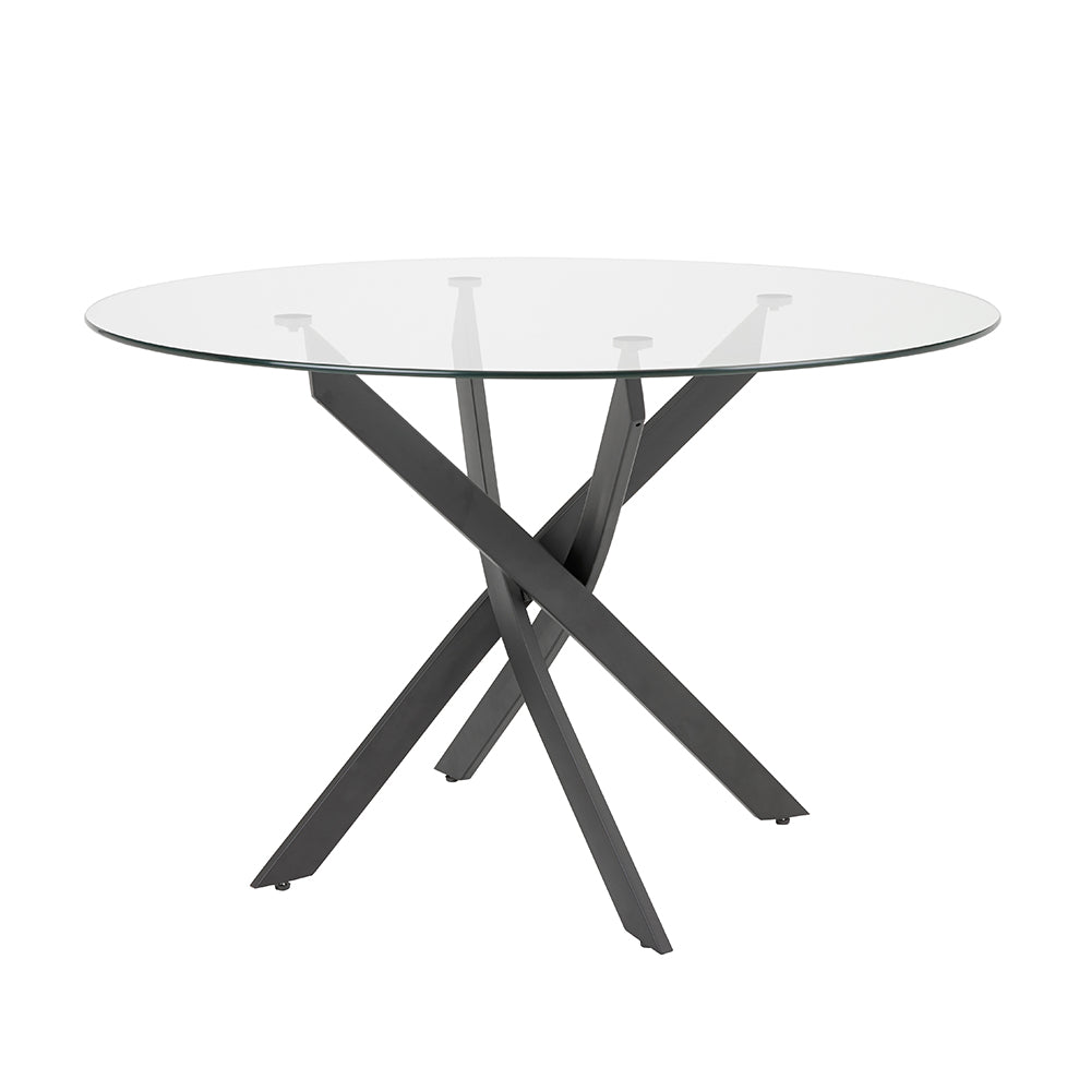 CAROL DINING TABLE BLACK