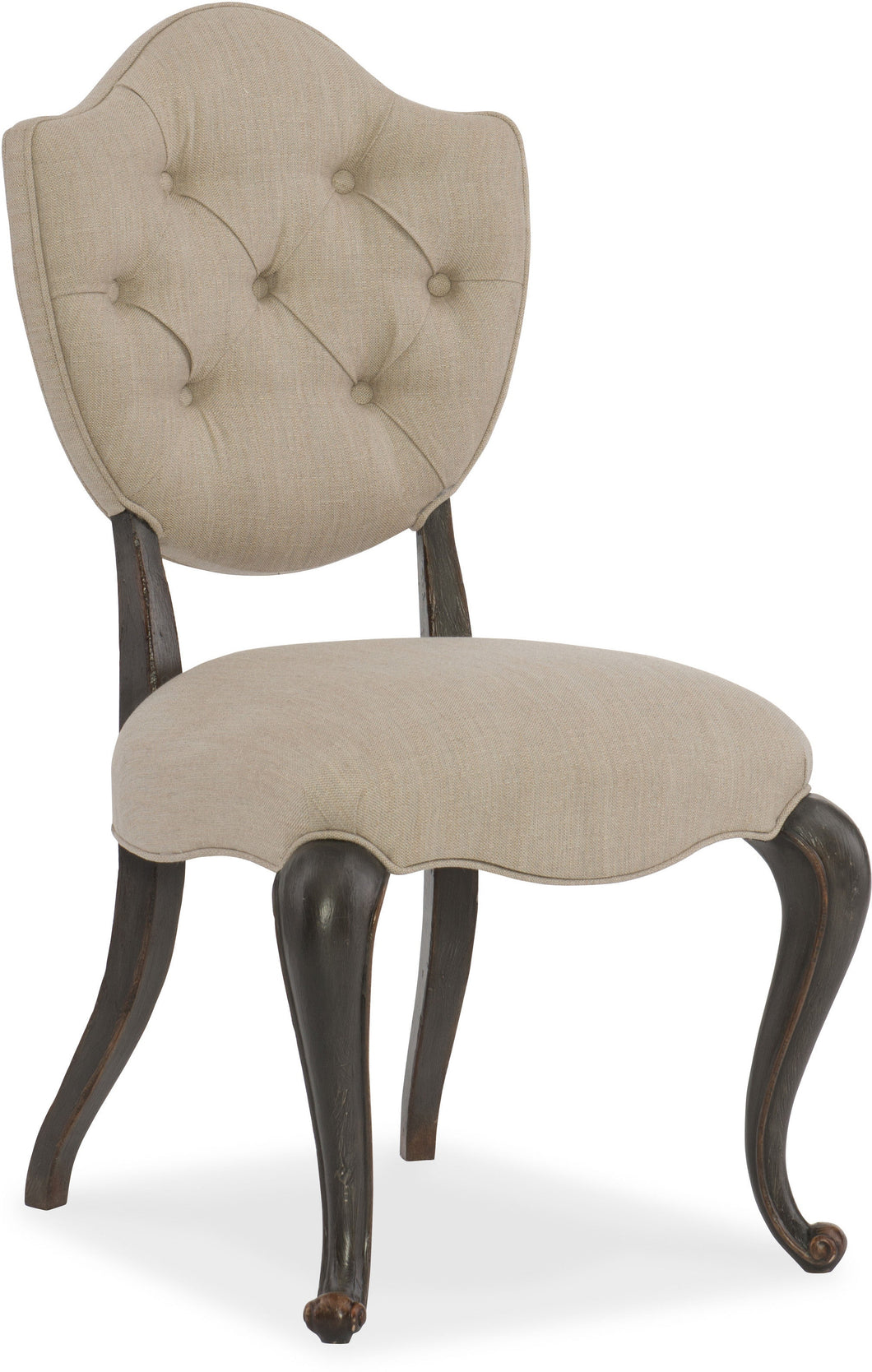 Hooker Furniture Dining Room Arabella Upholstered Side Chair - Dream art Gallery
