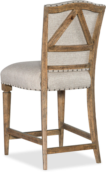 Hooker Furniture Dining Room Roslyn County Deconstructed Counter Stool