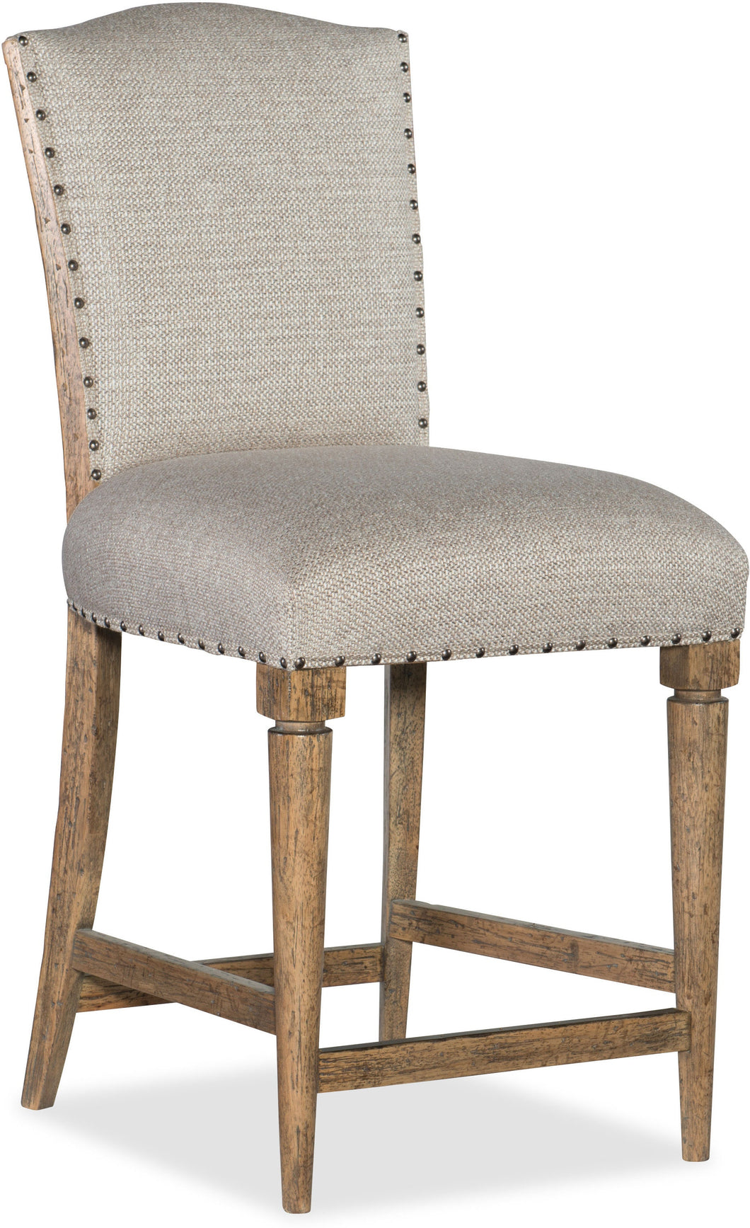 Hooker Furniture Dining Room Roslyn County Deconstructed Counter Stool - Dream art Gallery