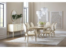 Load image into Gallery viewer, Melange Monique Rectangle Dining Table w/2-22in leaves - Dream art Gallery