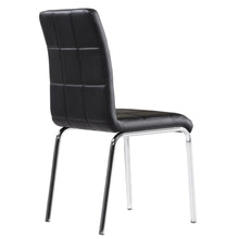 Load image into Gallery viewer, Solara II Side Chair in Black