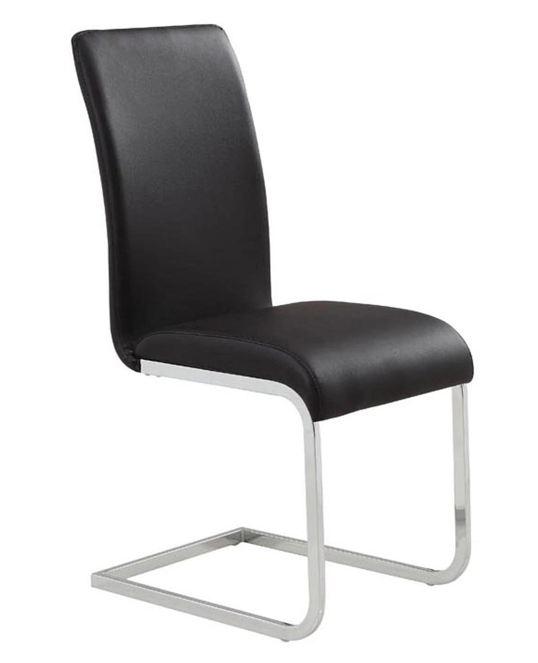 Maxim Side Chair in Black
