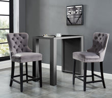 Load image into Gallery viewer, Rizzo 26'' Counter Stool in Grey