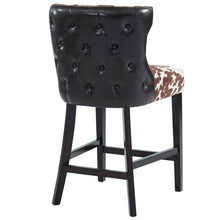 Load image into Gallery viewer, Angus 26'' Counter Stool in Brown - Dreamart Gallery