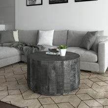 Load image into Gallery viewer, Eva Coffee Table in Distressed Grey - Dream art Gallery