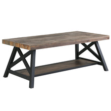Load image into Gallery viewer, Langport Coffee Table in Rustic Oak - Dream art Gallery