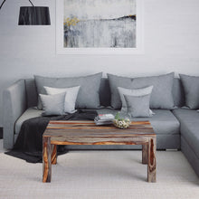 Load image into Gallery viewer, Idris Coffee Table in Grey - Dream art Gallery