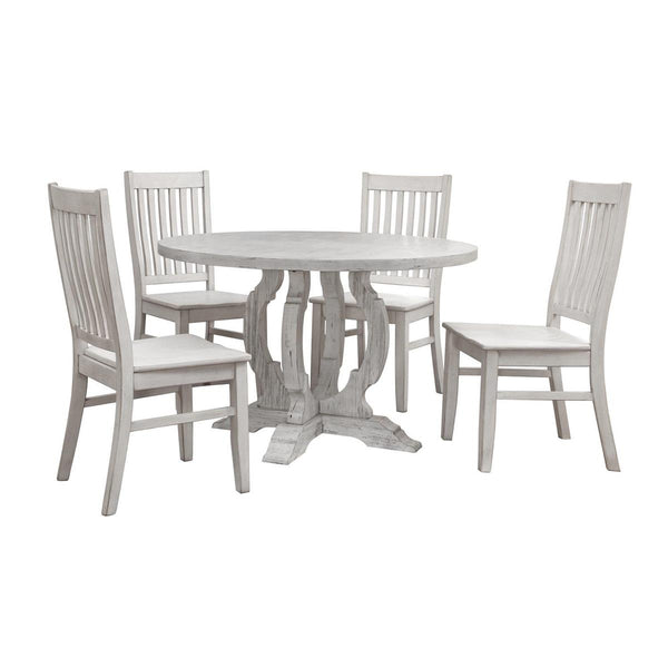 30433  Round Dining Table - Dreamart Gallery
