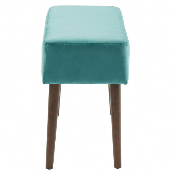 Gwen Bench in Teal