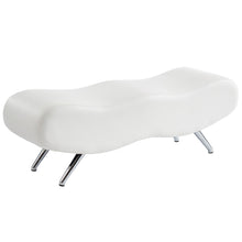 Load image into Gallery viewer, Stealth II Bench in White - Dream art Gallery