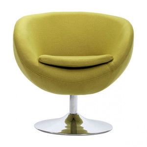 Lund Arm Chair Pistachio Green - Dream art Gallery