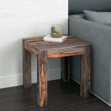 Load image into Gallery viewer, Idris Accent Table in Grey - Dream art Gallery