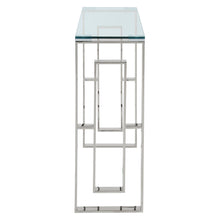 Load image into Gallery viewer, Eros Console Table in Silver - Dream art Gallery