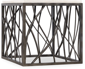 Hooker Furniture Living Room End Table - Dream art Gallery