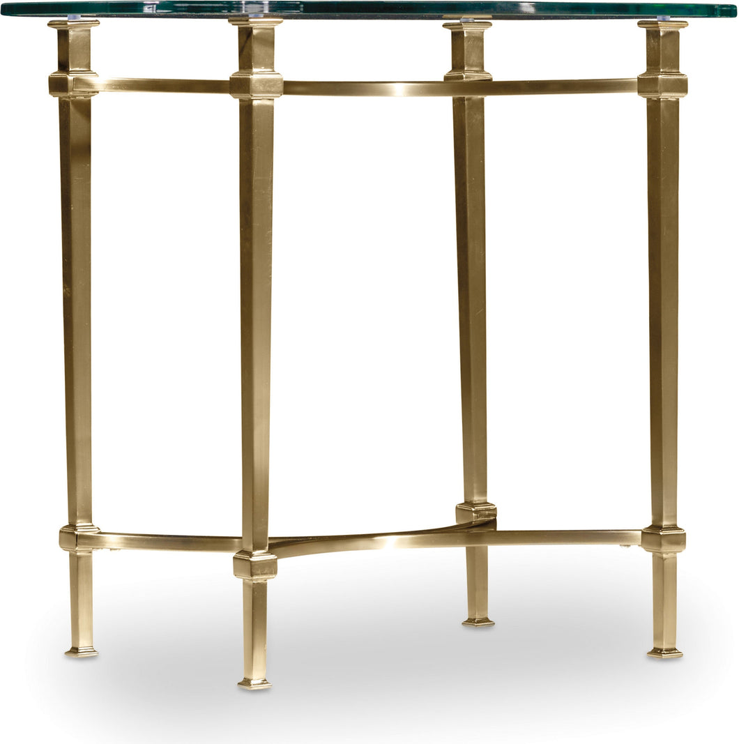 Hooker Furniture Living Room Highland Park End Table - Dream art Gallery