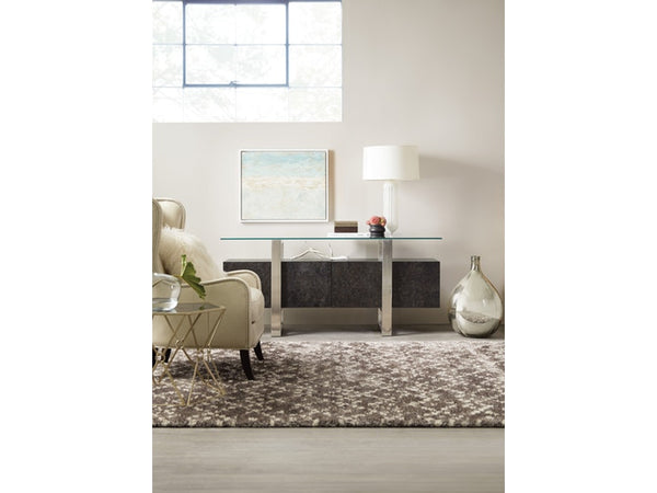 Hooker Furniture Living Room Floating Console - Dream art Gallery