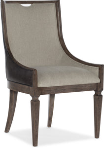 Hooker Furniture Dining Room Woodlands Host Chair - 2 per carton/price ea - Dream art Gallery