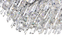 Load image into Gallery viewer, 13 LIGHT DOWN CHANDELIER WITH CHROME FINISH - Dreamart Gallery